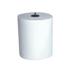 Euro matic cellulose handdoekrol 2 lgs 150 mtr x 21 cm 6 rollen