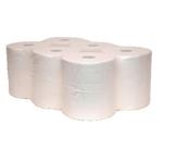 Euro controlmatic handdoekrol cellulose 2 laags 140 meter x 20 cm 6 rollen