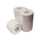Toiletpapier super soft 2 laags 400 vel 10x4 rollen