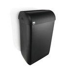 Satino black afvalbak kunststof 43 liter