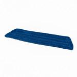 Wecoline microvezel vlakmop blauw 63 cm