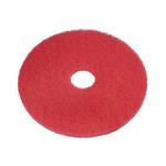 Cleanfix pad rood 17 inch