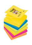 Post-it Super Sticky notes Rio. ft 76 x 76 mm. 90