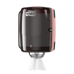 Tork centrefeed dispenser red