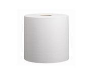 Kimberly Clark Scott slimroll handdoeken-xl 1 laags airflex wit 6x190 meter
