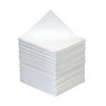 Euro soft-tex1/4 gevouwen 31.5x30.5 800st