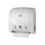 Pearl white euro matic mini handdoekautomaat