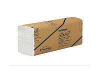 Kimberly clark scott handdoeken-multifold 1 laags airflex 16x250 stuks