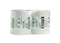 Kimberly clark scott performance toilettissue maxi jumbo 2 laags wit 6x380 meter