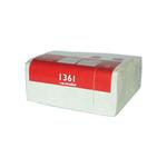 Vendor handdoekcassette 1361 rood 12 stk