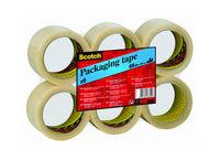 Scotch verpakkingsplakband. ft 50 mm x 66 m. PP. t