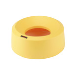 Vileda iris round deksel geel