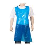 PE schort blauw 125x81 cm 20 my a1000