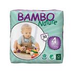 Bambo Luiers 4 Maxi  9-18 kg pak a 30 stuks