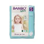 Bambo Luiers 5 Junior 12-18 kg pak a 22 stuks