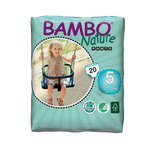 Bambo Luier Training Pants XL a 18 stuks