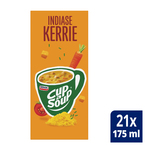 Unox Cup-a-Soup Indiase Kerrie 21 x 175 ml