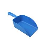 HCS kunststof Handschep 138mmx310mm blauw