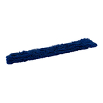 Zwabberhoes acryl blauw 130 cm blauw