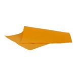 Vloerdoek viscose oranje 50x70cm a3