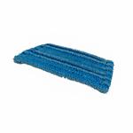 Weco scrubmop microvezel blauw 28cm