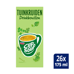 Unox Cup-a-Soup drinkbouillon Tuinkruiden 26 x 175 ml