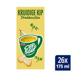 Unox Cup-a-Soup drinkbouillon Kruidige Kip 26 x 175 ml