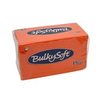 Bulkysoft 2lgs ptp servet 38x38cm oran. 20x40s