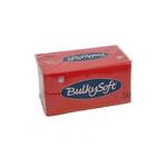 Bulkysoft 2lgs servet 33x33cm rood 40x50st
