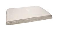 Bulkysoft placemats 35x50cm white 5x500st