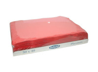 Bulkysoft placemats 30x40cm red 8x250st