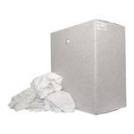 Witte poetslappen 1e kwaliteit 10kg