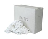 Witte trikot lappen gesneden 10kg