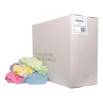 Lichtbonte pastel tricot poetslappen 10 kg