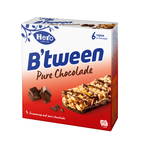 Hero b'tween pure chocolade 23 gr 10 x 6-pack