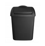 Black quartz hygienebak 8 liter