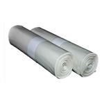 Zakken LDPE transparant 32/14x60cm rol 50 stuks