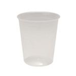 Medicijn glas plastic helder 30 ml