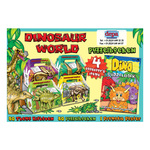 Depa kidsbox dinosaur world 50st