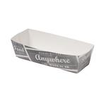 Pubchalk snackbak karton/coating  A5 kroket 105 x 33 x 30 mm