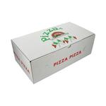 Pizza calzone box 30x16x10cm kraft