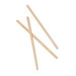Biodore roerstaafje hout 5 x 140 mm