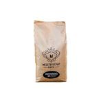 Meesterschap espresso bonen 100% arabica UTZ medium roasted 1 kilo a8
