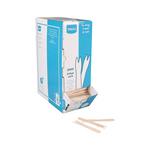 Biodore houten fritesvorkjes 80 mm