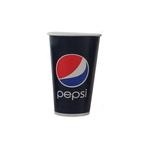 Pepsi cola papieren beker 300 ml 12oz 40 x 50 stuks