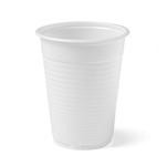 Drinkbeker wit 180 cc  (150316)