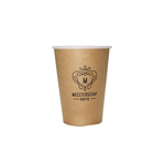 Meesterschap koffiebeker karton 180cc 2000 st.