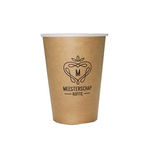 Meesterschap koffiebeker fsc karton 7.5oz 180ml 1600 st.