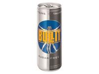 Bullit energy drink suikervrij blik 25 cl