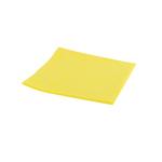 Huishouddoekjes geel 38x40 cm. a10